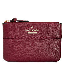 kate spade new york Jackson Street Mila Pebble Leather Coin Purse