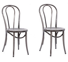 Bistro Chair Distressed