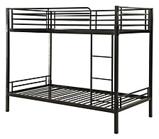 Boltzero Twin Over Twin Bunk Bed