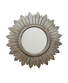 Stratton Home Decor Madilyn Wood Mirror