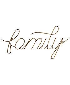 Family Wire Script