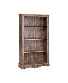 Simplicity Bookcase with 4 Shelves