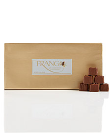 Frango Chocolates, 45-Pc. Holiday Wrapped 62% Dark Cocoa Box of Chocolates