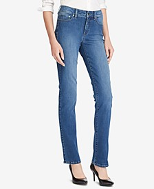 Petite Ultimate Slimming Premier Straight Jeans