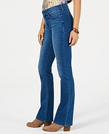 Tummy-Control Bootcut Jeans, Created for Macy's