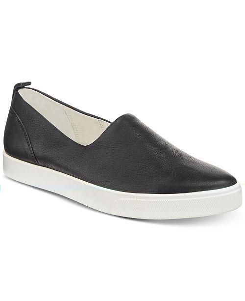 959758eef51 Ecco Women s Gillian Slip-On Sneakers   Reviews - Athletic Shoes ...