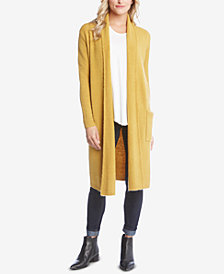 Karen Kane Shawl-Collar Duster Cardigan