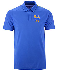 Under Armour Men's UCLA Bruins Pinnacle Polo