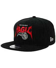 New Era Orlando Magic 90s Throwback Groupie 9FIFTY Snapback Cap