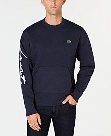 Lacoste Men's LIVE Signature Shirt