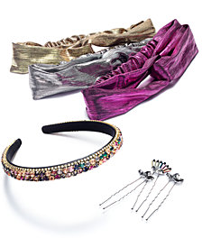 I.N.C. Hair Accessories, Created for Macy's