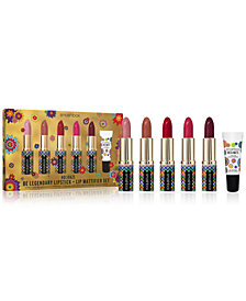 Smashbox 6-Pc. Holidaze Be Legendary Lipstick + Lip Mattifier Set