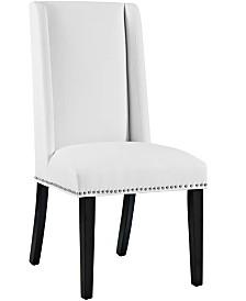 Modway Baron Vinyl Dining Chair
