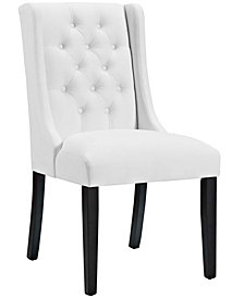 Modway Baronet Vinyl Dining Chair