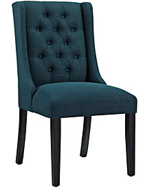 Modway Baronet Fabric Dining Chair