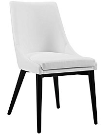Viscount Vinyl Dining Chair