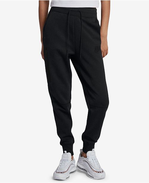 new style big discount sale new lower prices Nike Sportswear Tech Fleece Joggers & Reviews - Pants ...