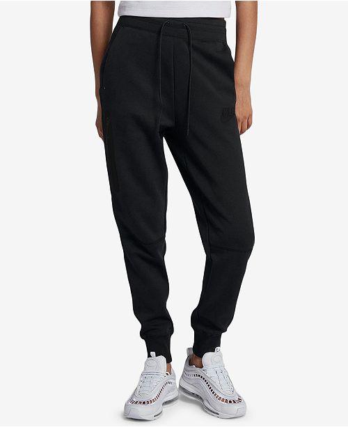 66477e09e Nike Sportswear Tech Fleece Joggers & Reviews - Pants & Capris ...