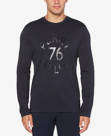 Perry Ellis Men's Logo Graphic Shirt
