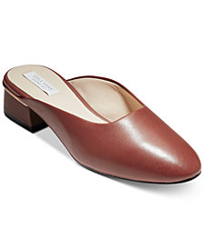 Cole Haan Laree Block-Heel Mules