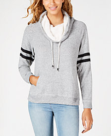 Ultra Flirt by Ikeddi Juniors' Fleece-Lined Sweatshirt