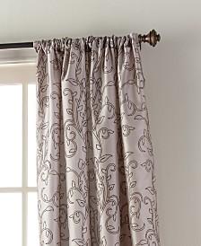 "Riley 54"" X 84"" Rod Pocket Curtain Panel"