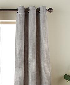 "Dean 37"" X 84"" Pair of Grommet Top Curtain Panels"
