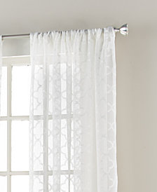"Jess 54"" X 84"" Rod Pocket Curtain Panel"