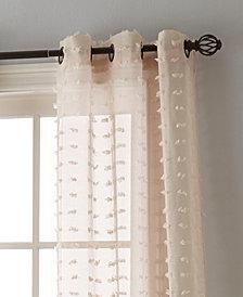 "Payton 37"" X 84"" Pair of Grommet Top Curtain Panels"