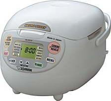 Neuro Fuzzy® 5.5-cup Rice Cooker & Warmer