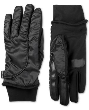Isotoner Signature Women's SleekHeat smartDRI Touchscreen Gloves 6571609