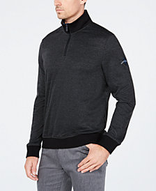 Ryan Seacrest Distinction™ Men's Quarter-Zip Pullover, Created for Macy's