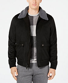 Ryan Seacrest Distinction™ Men's Removable-Collar Jacket, Created for Macy's