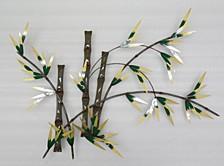 Artisan Bamboo Forest Wall Art