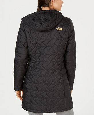 The North Face Tamburello Quilted Water Repellent Hooded Parka