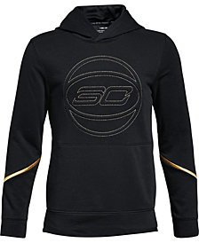 Under Armour Big Boys SC30 MVP Hoodie
