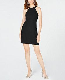 I.N.C. Halter Shift Dress, Created for Macy's