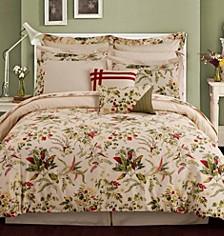 Maui 12-Pc. Cotton California King Comforter Set