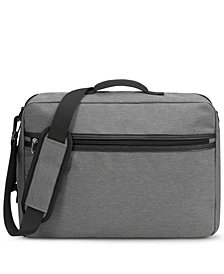 Solo Men's Blankslate Hybrid Briefcase