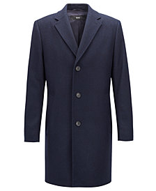 BOSS Men's Single-Breasted Coat