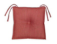 Carlin Set of Two Chair Pad Seat Cushions