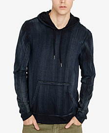 Buffalo David Bitton Men's Classic Fit Kisun Hoodie