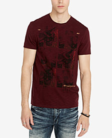 Buffalo David Bitton Men's Tigiallo Graphic T-Shirt