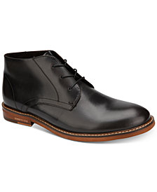 Kenneth Cole Men's Dance Leather Chukka Boots