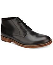 b270dd519312d0 Kenneth Cole Men s Dance Leather Chukka Boots