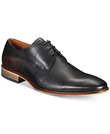 Kenneth Cole Reaction Men's Fin Lace-Up Oxfords