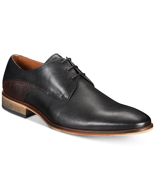 547f0eef0 Kenneth Cole Reaction Men s Fin Lace-Up Oxfords   Reviews - All ...