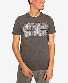 A|X Armani Exchange Men's Slim-Fit Logo T-Shirt