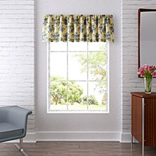 Linley Yellow Window Valance