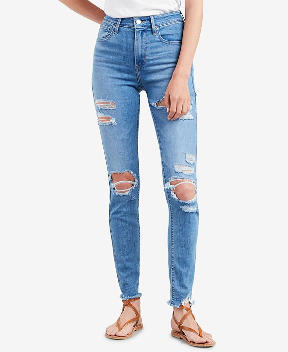 Levi's Women's 721 High-Rise Skinny Jeans